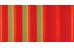 La Siesta Flora Bio hamac familial rouge